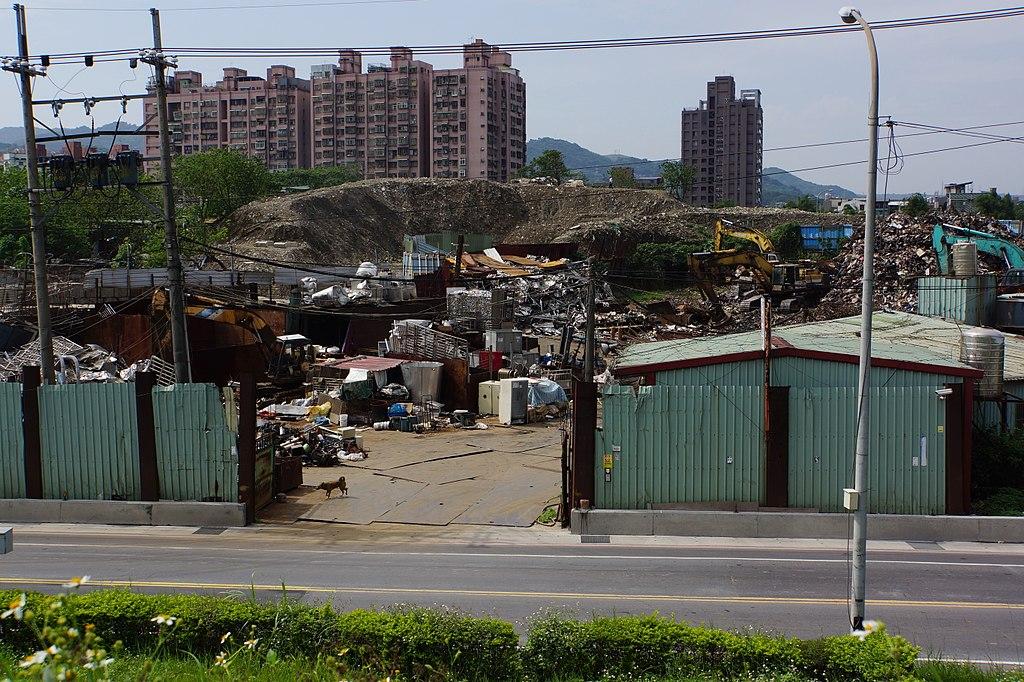 資源回收場 Recycling Dumps