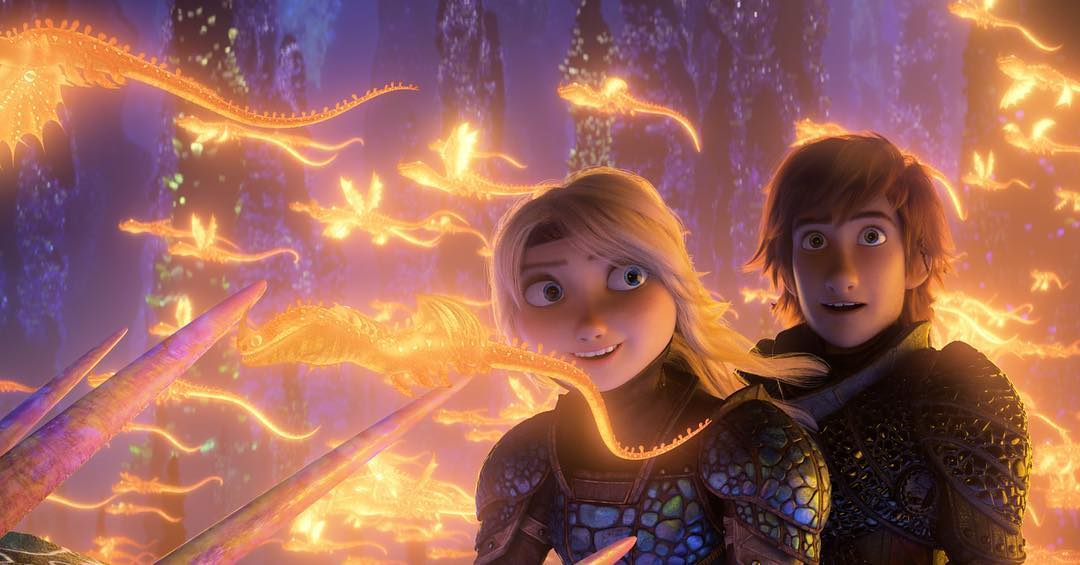 Screenshot from How to Train Your Dragon