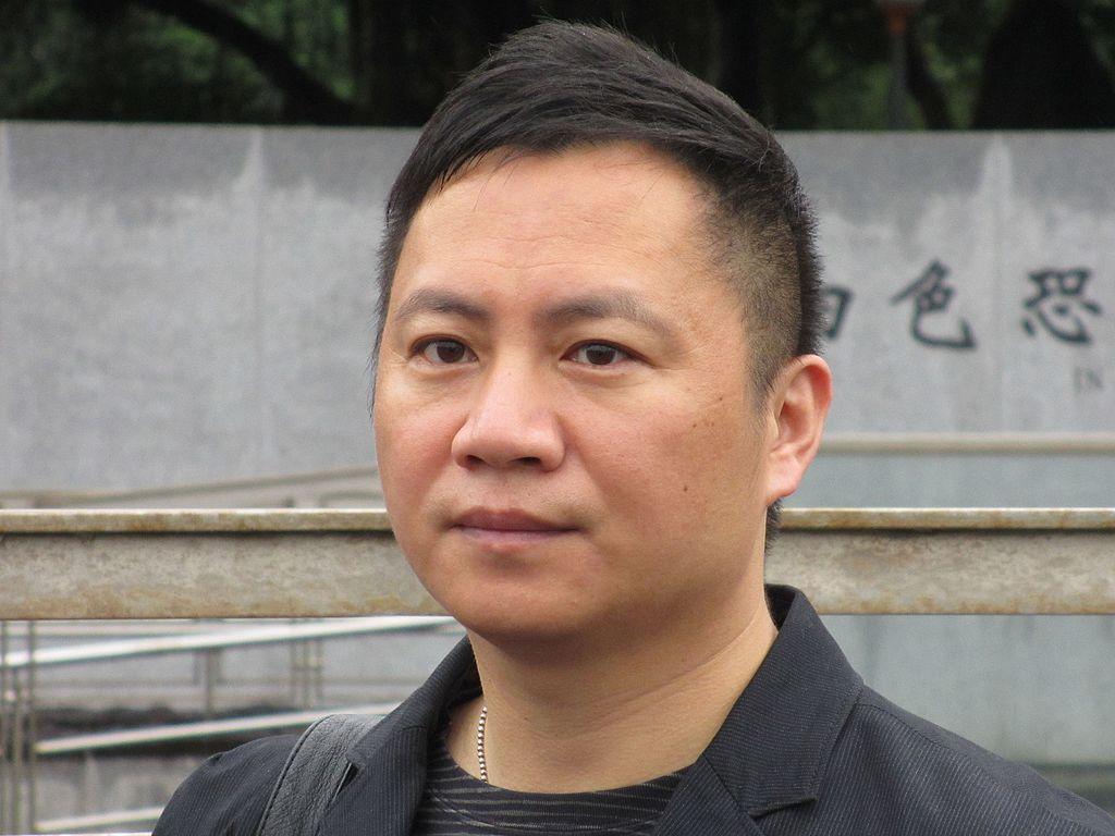 Wang Dan from VOA (六四學運領袖王丹。)