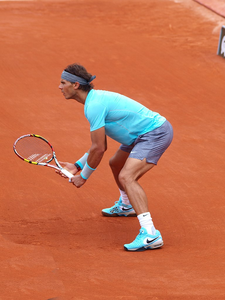 French Open, June 2, 2014, Raphaël Nadal on the Philippe Chatrier court