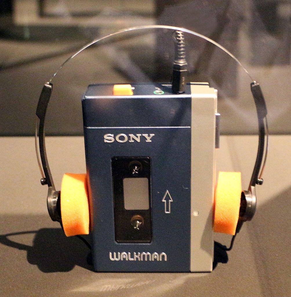 Sony, walkman, 1979