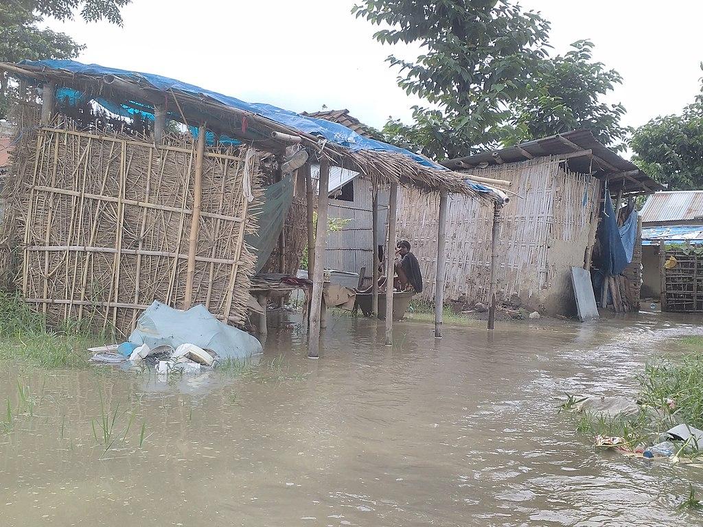 Flood in Biratnagar 2019