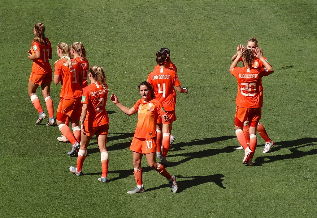 Holland Team (Women World Cup France 2019)