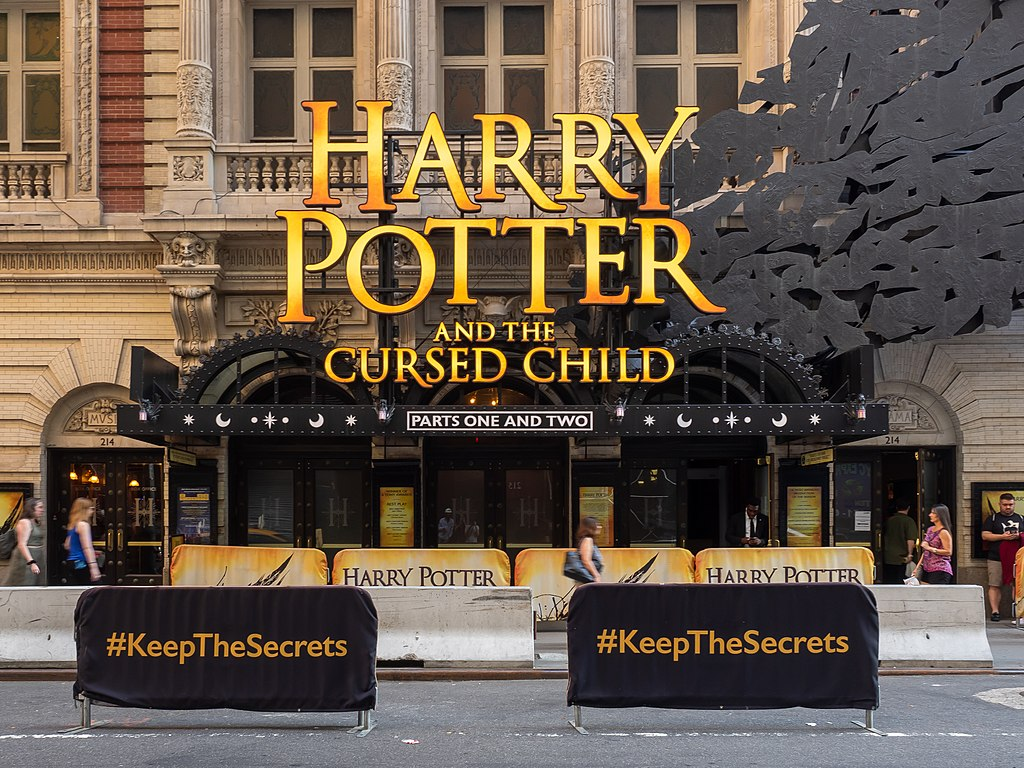 Lyric Theatre - Harry Potter and the Cursed Child
