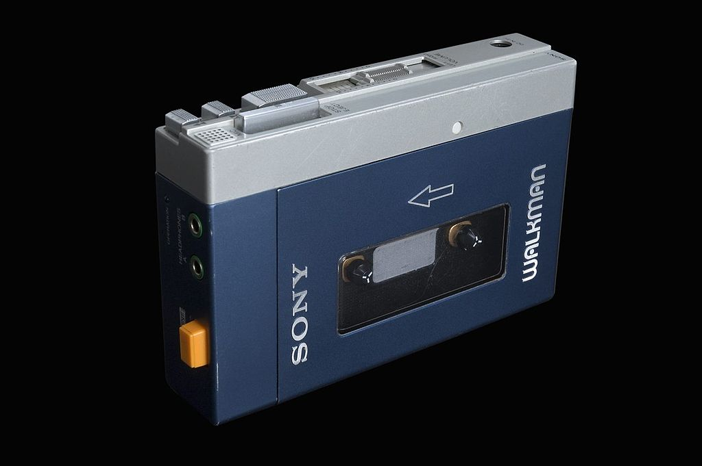 Sony Walkman model TPS-L2