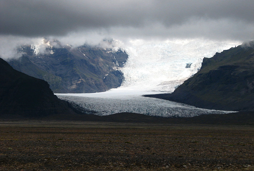 Iceland - Skeiðarárjökull - Glacier