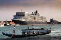 Queen Elizabeth, Venice