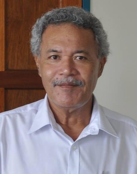 Tuvalau Prime Minister Enele Sopoaga