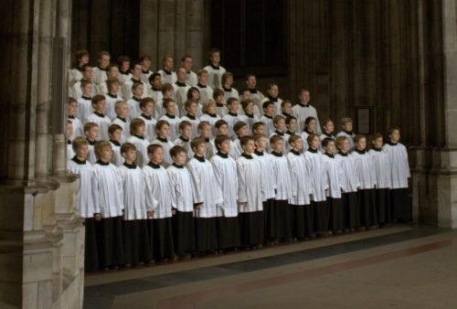 Köln Boys' Choir in Köln Cathedral/Kölner Domchor im Kölner Dom
