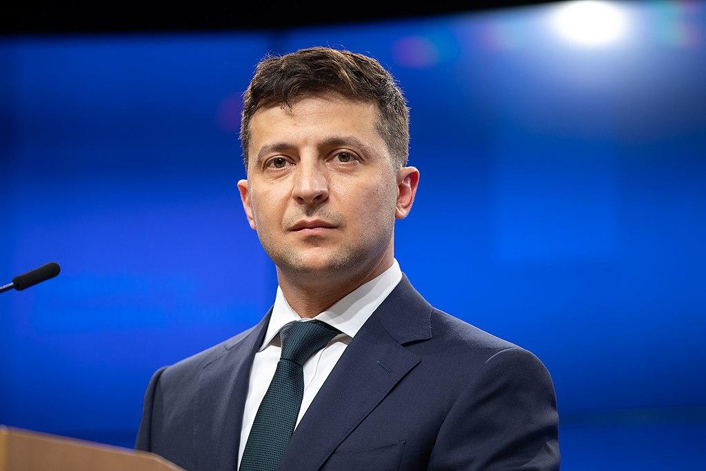 Volodymyr Zalensky