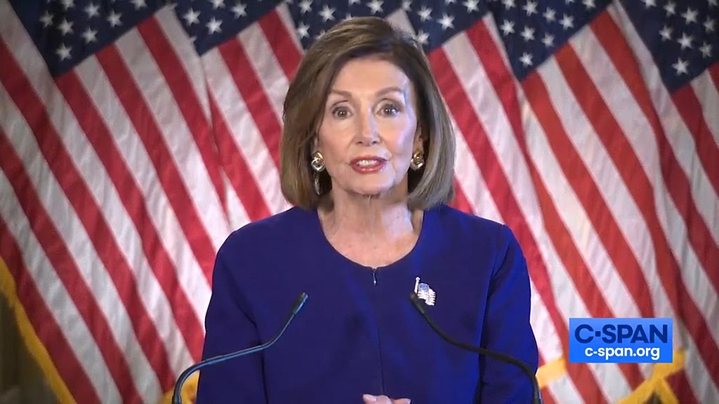 House Speaker Nancy Pelosi (D-CA) officially announced that Democrats are launching an impeachment inquiry against President Trump.