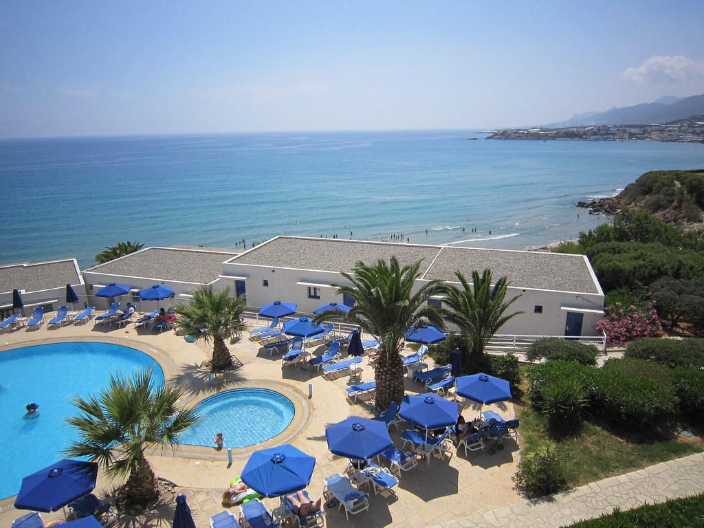 Sunwing Makrigialos, Crete, Greece
