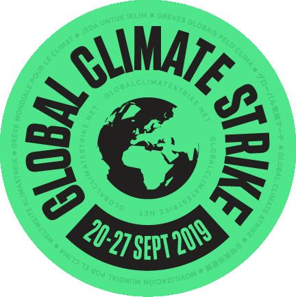Global Climate Strike Logo