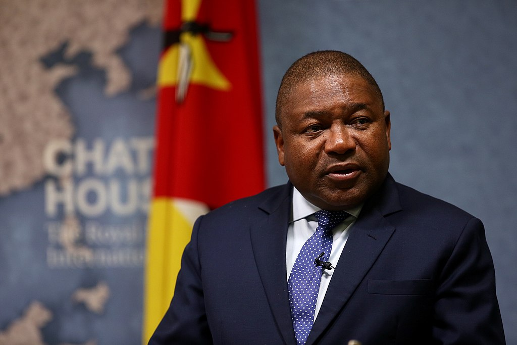 Filipe Nyusi, President of the Republic of Mozambique, at Chatham House