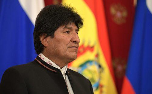Evo Morales (2019-07-11)