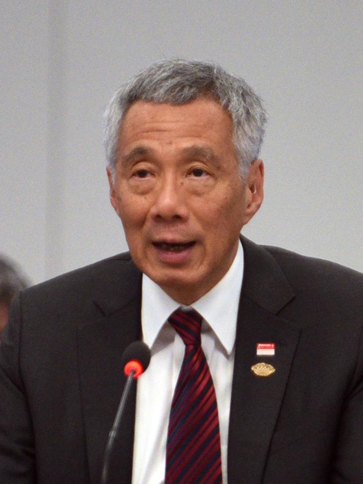 Lee Hsien Loong - 2018
