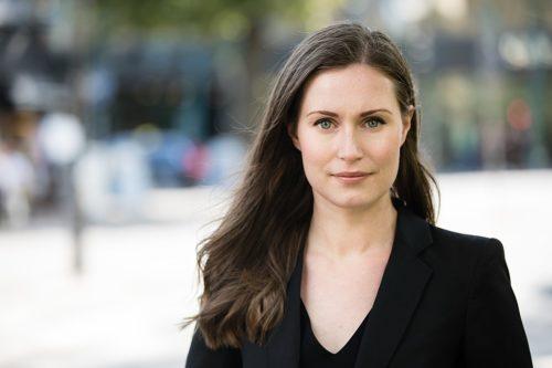 Sanna Marin in 2019