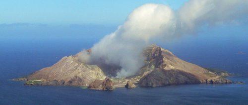 White Island 2011