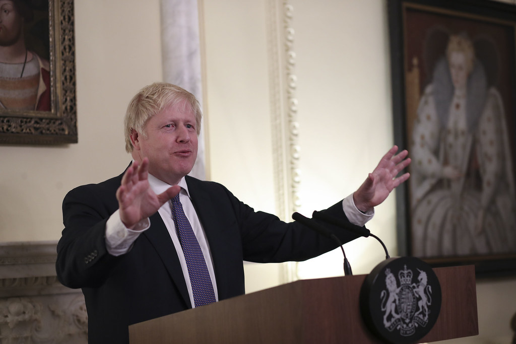 Prime Minister Boris Johnson Hosts the 2019 NATO Leaders meeting at 10 Downing Street.