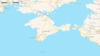 Apple's Crimea Map