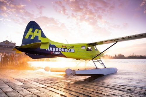 Harbour Air's ePlane