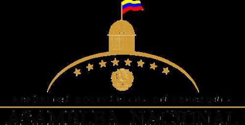 Logo of the National Assembly of Venezuela.
