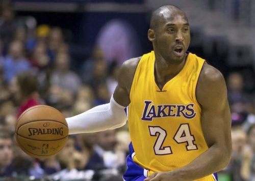 Kobe Bryant, Lakers at Wizards 12/3/14