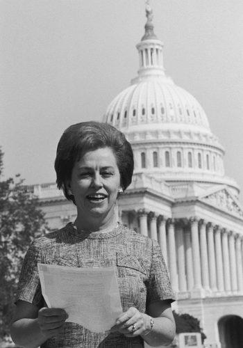 Representative Martha Griffiths (D-Mich.), Washington, D.C.