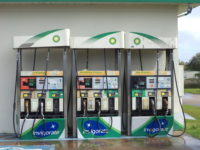 BP Gas Pumps, US 19, Jefferson County