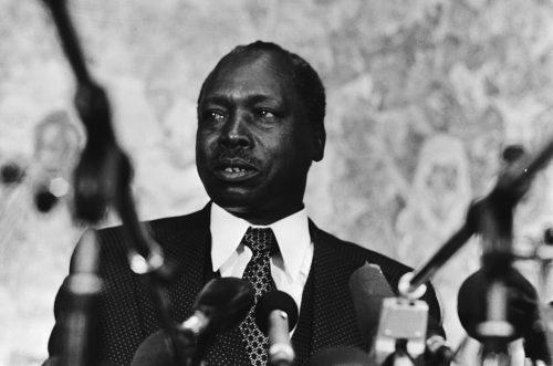 Daniel arap Moi in 1979.