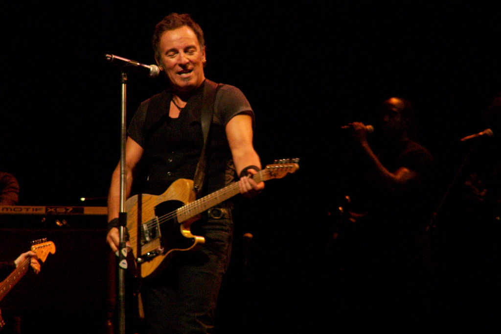 Bruce Springsteen Working on a Dream Tour 2009, Valladolid, 01-08-2009
