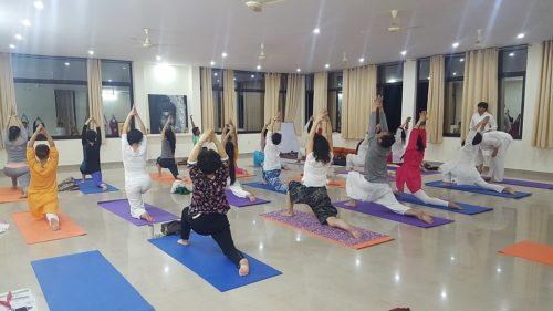 Yoga Teacher Training India - Shiva Tattva Yoga, Rishikesh