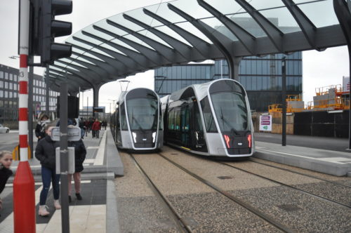 Luxtram - Luxembourg streetcar