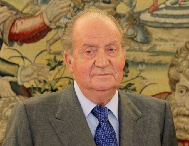 Juan Carlos I, King of Spain, 2013