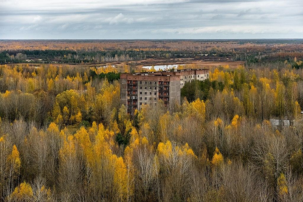 Chernobyl Exclusion Zone (Ukraine)