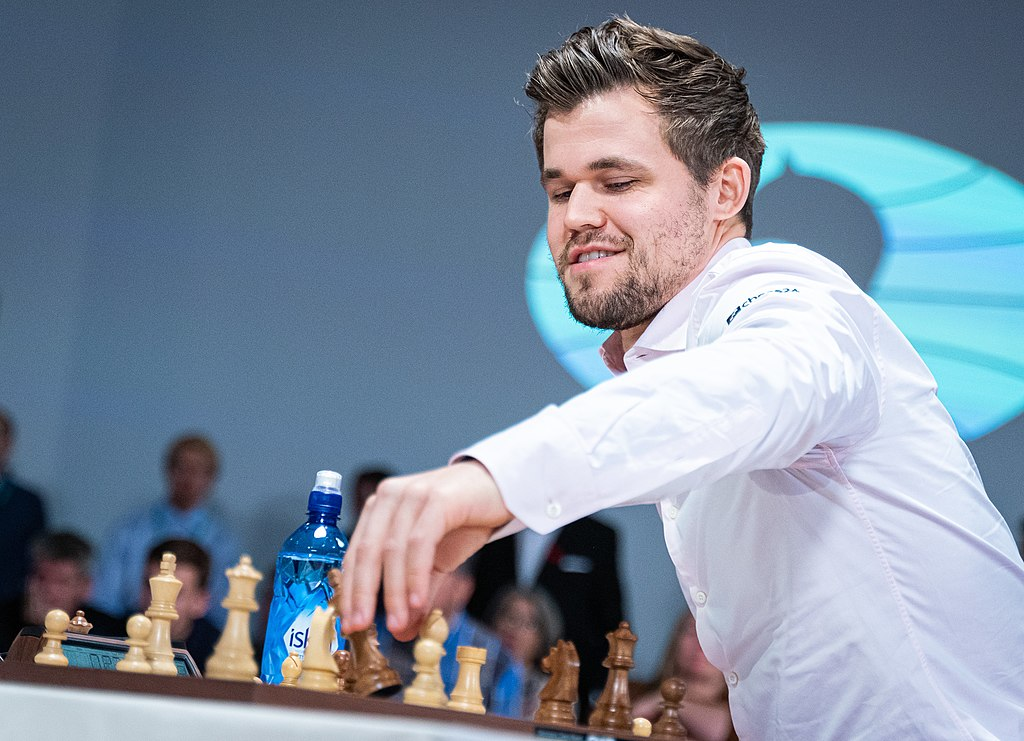 FIDE World FR Chess Championship 2019 - Magnus Carlsen