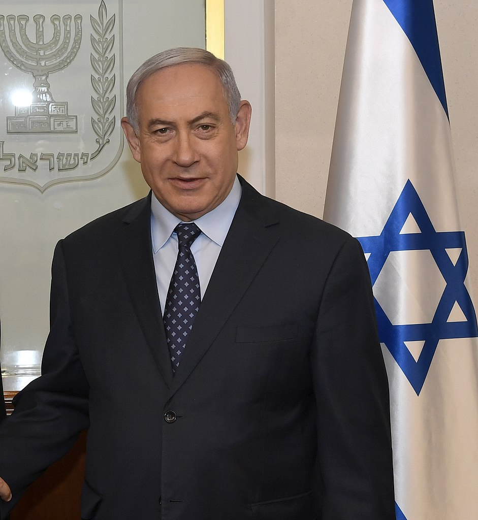 BILATERAL MEETING WITH THE PRIME MINISTER OF ISRAEL, Photo credit: Matty STERN/U.S. Embassy Jerusalem