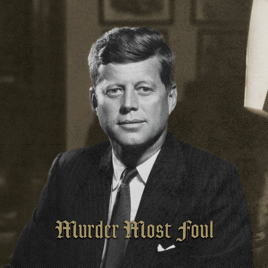 Cover for Bob Dylan's song Murder Most Foul.