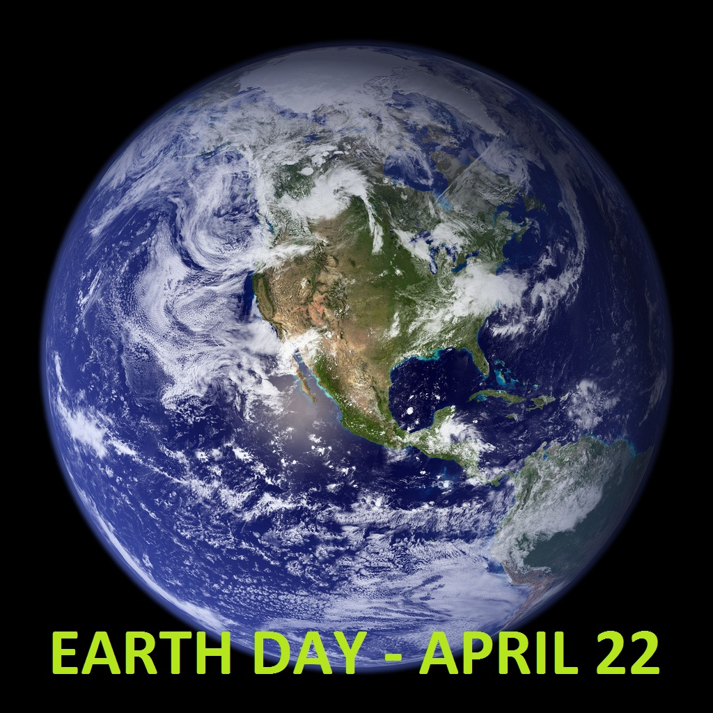 Earth Day - Earth from Space