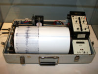 Kinemetrics seismograph used by United States Department of the Interior.
