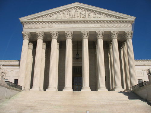 The Supreme Court of the United States. Washington, D.C.