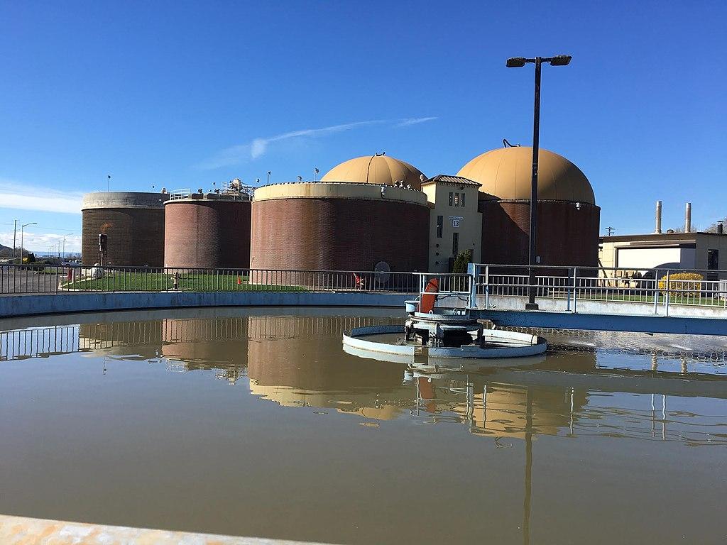 City of Yakima's Regional Wastewater Plant
