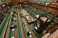 First virtual PMQs and Ministerial statement on Coronavirus 22/04/2020
