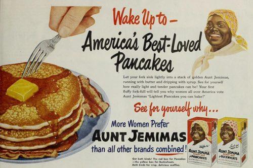 Aunt Jemima - America's Best-Loved Pancakes, 1951