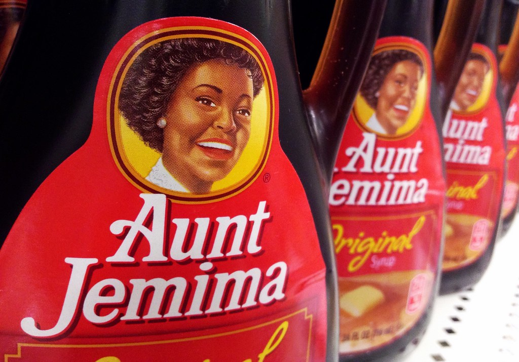 Aunt Jemima, Syrup. 8/2014, by Mike Mozart