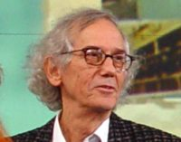 The artist Christo in 2005
