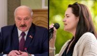 Aleksandr Lukashenko & Svetlana Tikhanovskaya