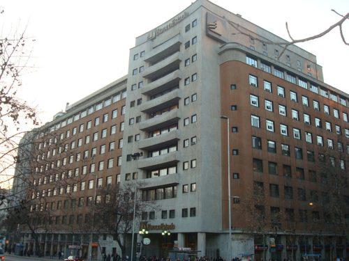 Casa Central del BancoEstado, Chile
