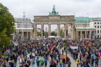 Kein Grad weiter: Klimademo von Fridays For Future, Berlin, 25.09.2020