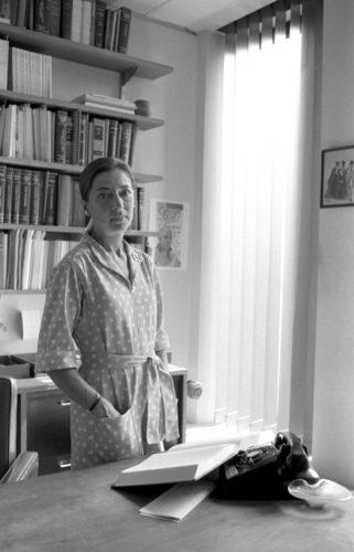 Ruth Bader Ginsburg, photographed in 1977 ©Lynn Gilbert